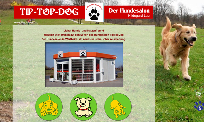 tip top dog aktuell